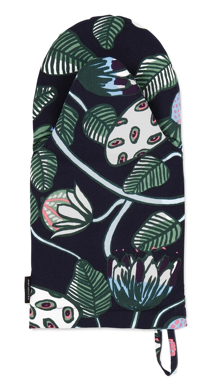 marimekko tiara oven glove limited scandinavian lifestyle. Black Bedroom Furniture Sets. Home Design Ideas