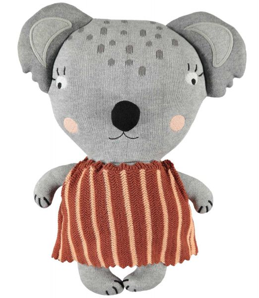 Oyoy Mini Cushion Cuddle Toy Mami Koala Bear Scandinavian Lifestyle